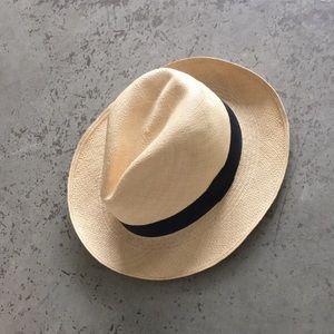 Genuine Panama hat from Ecuador, Jcrew